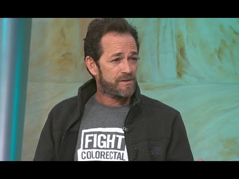 Luke Perry talks 'Riverdale,' Fight Colorectal Cancer and more!