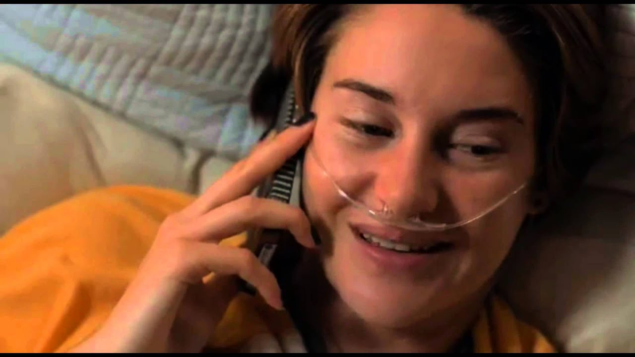 The Fault In Our Stars   Okay Scene   YouTube