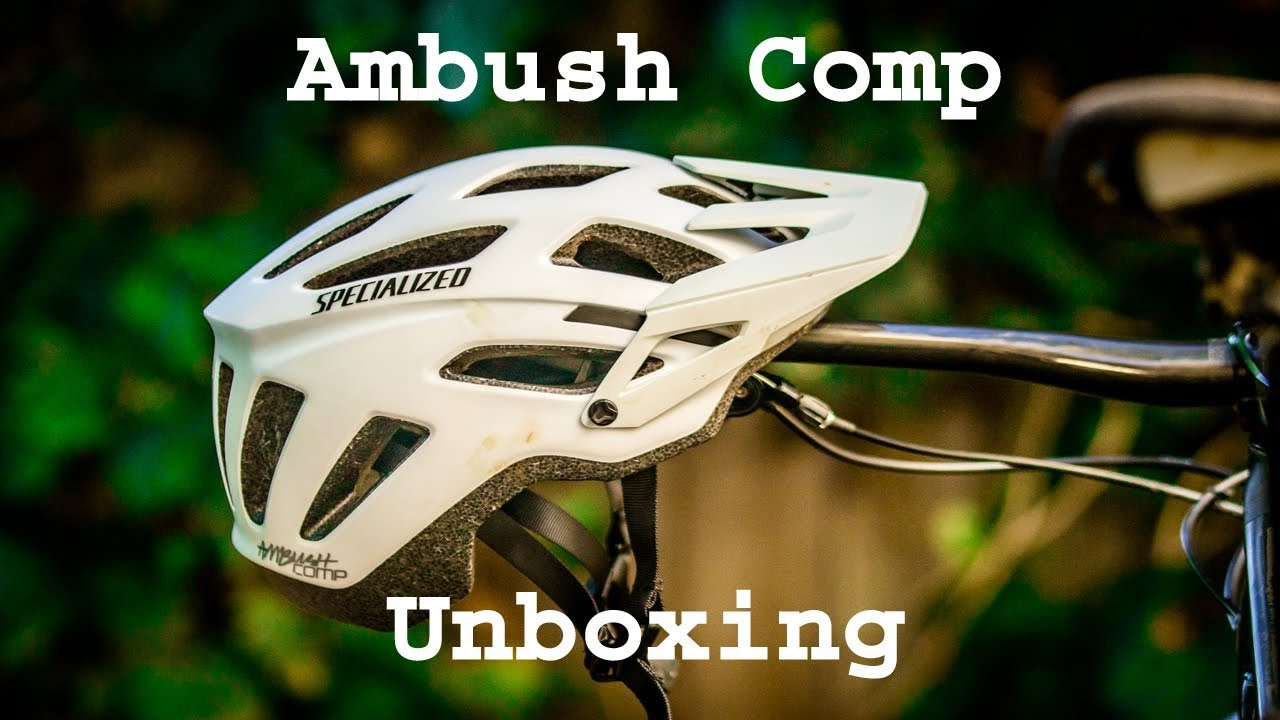 attractive price cheapest great look Specialized Ambush Comp Helmet 01 Unboxing - YouTube