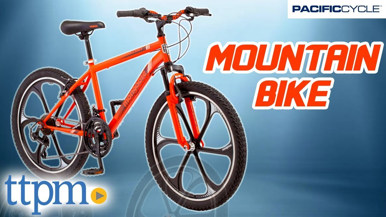 Mongoose Alert Mag Wheel Mountain Bike Review Pacific Cycle