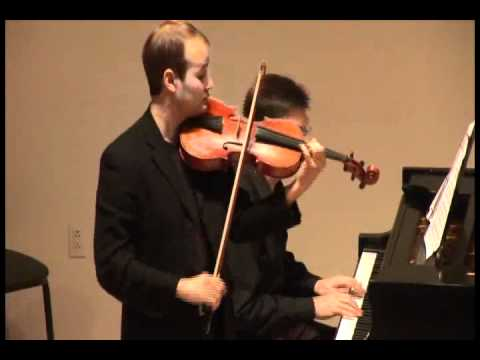 Paganini 24th caprice, arr primrose, Elias Goldstein Viola