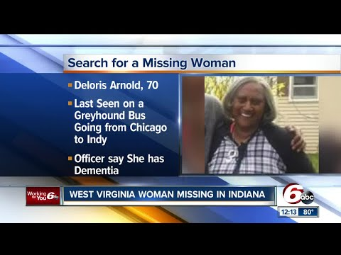Missing West Virginia woman could be in Indianapolis