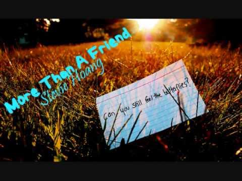 More Than A Friend - Stevie Hoang