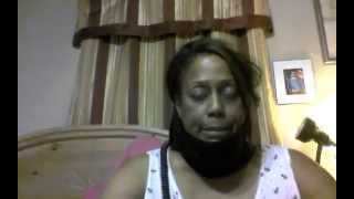 ACDF Bone Growth Stimulator Post-Op Day 3 ...8/7/14 Video #6