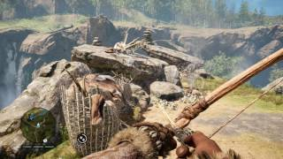 Far Cry Primal 4K   i5 3570, GTX 1070
