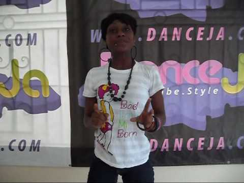 KARTOON (Jamaican Dancer)