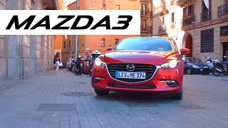 Mazda 3 обзор модели [2017]
