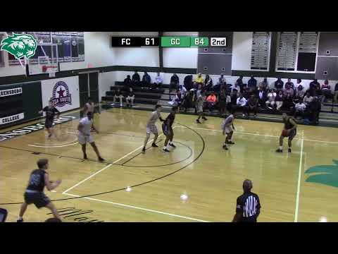 Men's Basketball: Greensboro College vs. Ferrum College