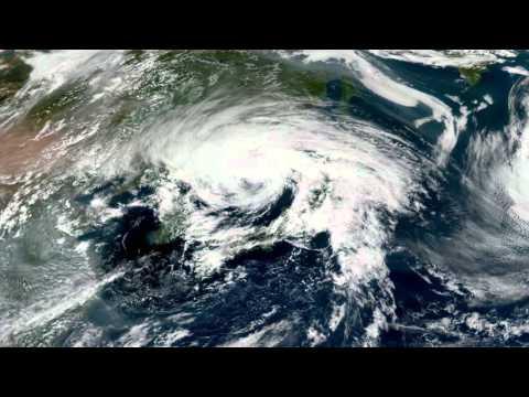 Earth From Space - Aug 26, 2015: Japan, Korea, Beijing & Shanghai