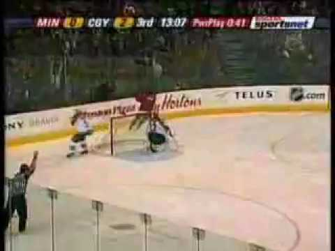 Best NHL Saves, Goals and Hits in year 2007