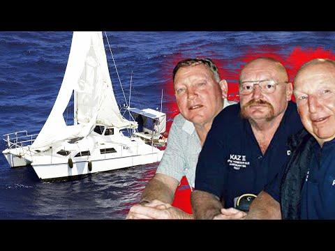 Экипаж яхты загадочно исчез в океане. Но как?