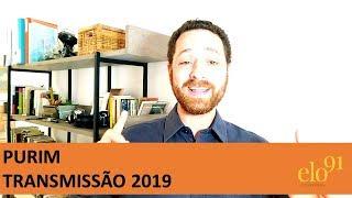 Transmissão Purim 2019   Leitura Pergaminho de Esther e Palestra thumbnail