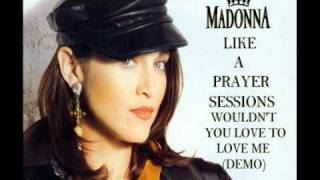 Madonna - Wouldn't You Love To Love Me (Feat Prince) (Demo)