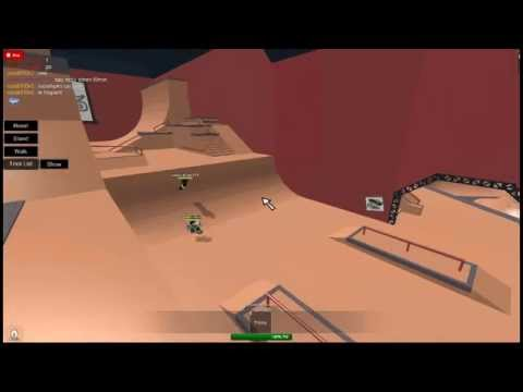Supah Awesome Roblox Skateboard Tricks