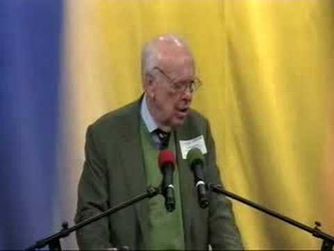 Dr. James Watson's lecture on autism (at Google, Part 1)
