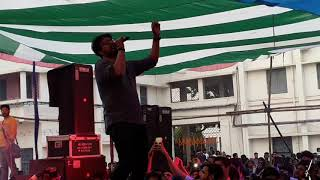 Timir biswas live at netaji mahavidyalaya