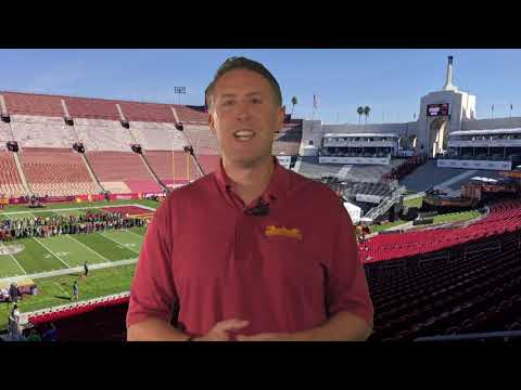 USC Football Schedule for 2019
