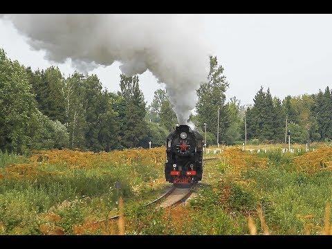 Паровоз Л-5248, перегон Бологое-Полоцкое - Бологое-Московское