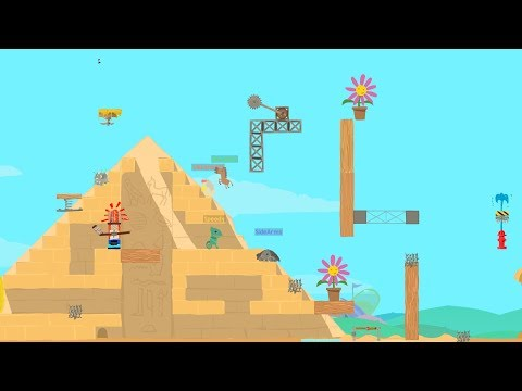 WE MADE IT IMPOSSIBLE!  Ultimate Chicken Horse