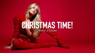 LUIGI FOOTWEAR // CHRISTMAS TIME WITH J.TOUNI