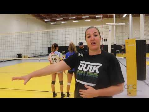 AVCA Video Tip of the Week: Back Row Setter Covers the Tip