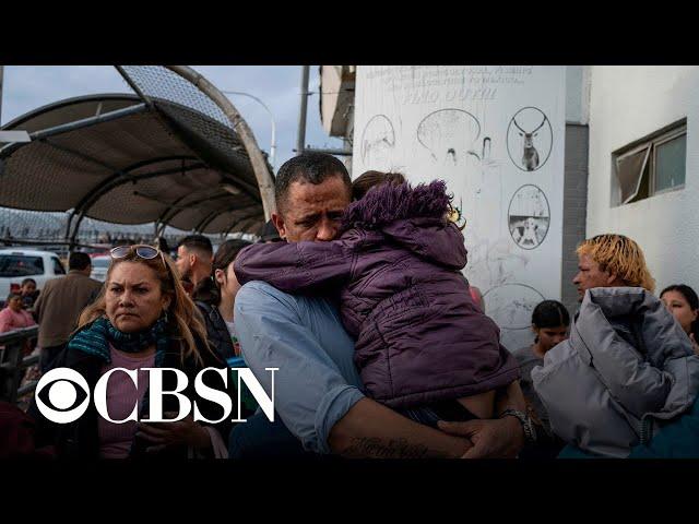 Parents of at least 545 migrant children