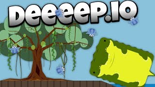 Download lagu Deeeep io Deadly Crocodile in the New Sw Update Lets Play Deeeep io Gameplay Beta MP3