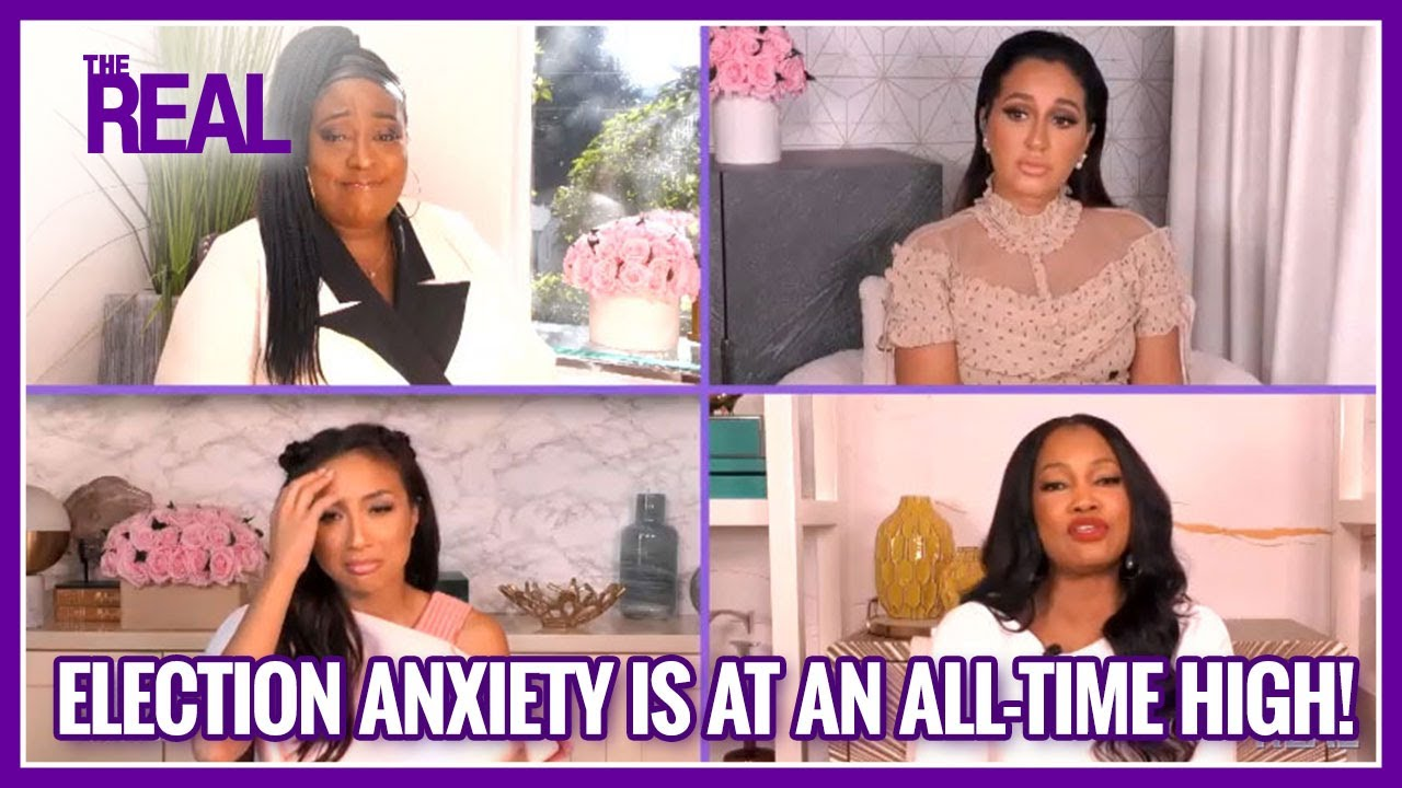 Full Girl Chat: Is It Normal to Experience Election Anxiety?