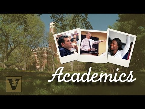 Undergraduate Academics at Vanderbilt University
