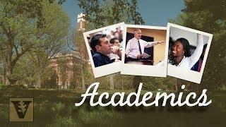Undergraduate Academics at Vanderbilt University