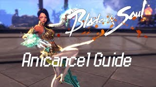 Blade & Soul: Anicancel Guide (SF/BM/BD/KFM/DES/SUM)