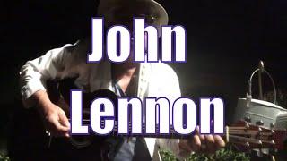 Watching the Wheels | John Lennon | Sloppy Busker