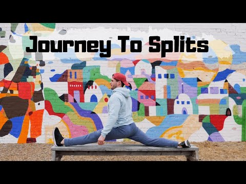 Journey to Splits- 7 months and 1 badly pulled hamstring but can