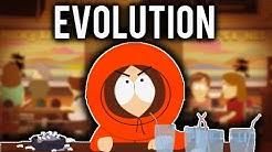 The Evolution of Kenny McCormick | Southpark Supercut