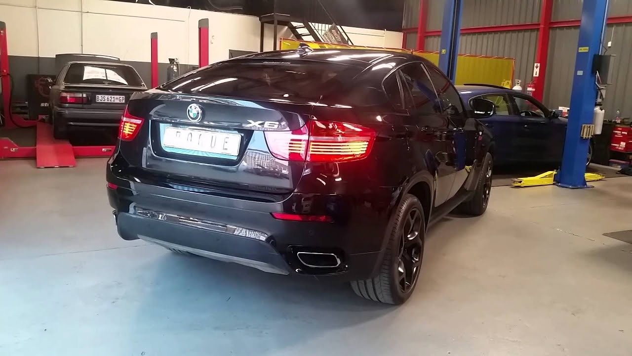 BMW X6 5.0L X Drive 4.4 liter V8 twin turbo charged Rogue ...