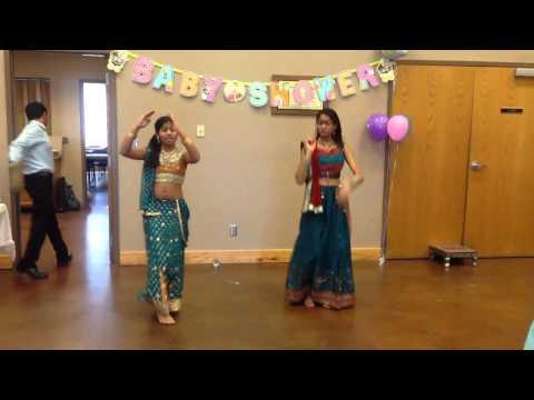 Sola singhar dance  by Urvi & Riddhi