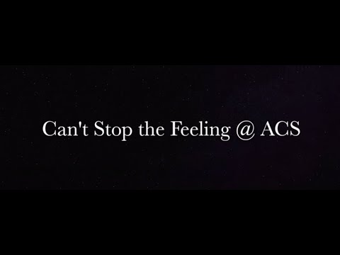 Can't Stop The Feeling @ ACS June 2017