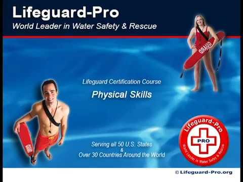 Lifeguard Pro Skill #19 Escape - Rear Head Hold Escape - YouTube