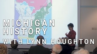 Michigan History: British Control to Territorial Michigan
