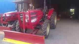 New Yanmar Tractor available right now. មាន ត្រាក់ទ័រ ថ្មីទើបមកដល់។