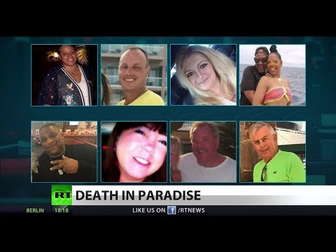 RT America: Nine tourists now dead in Dominican Republic