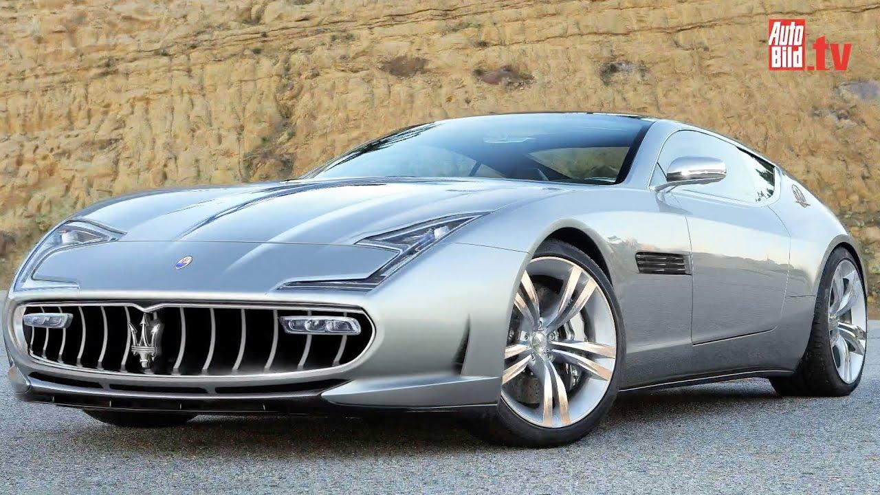 Maserati Ghibli Retrocar - Designikone von Maserati - YouTube
