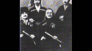 The first recordings in the Georgian Republic. Ghmerto mets gadmomkhede (tokhnuri) 1907