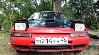 Mazda 323f тест-драйв [Ведротест]