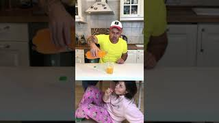 How Did she do it? 🤔  😳  #shorts Best Magic Video By PavloBobo