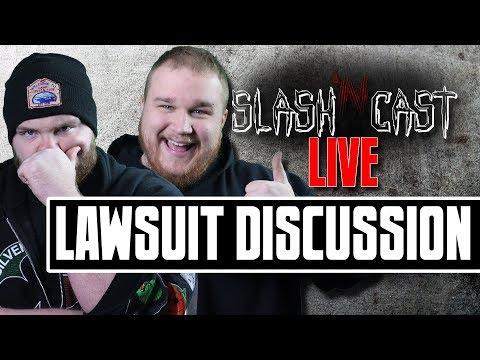 Horror Inc's Statement | Lawsuit Discussion | Slash 'N Cast LIVE