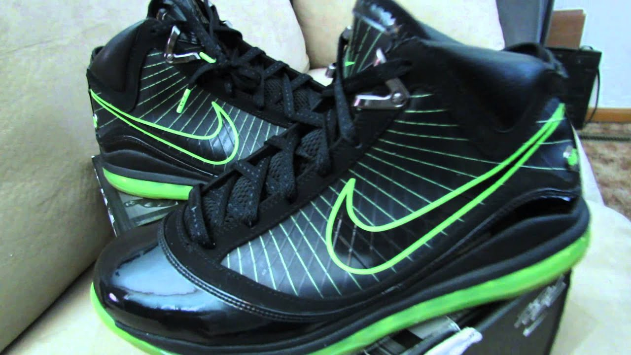 online store 3ebea ad387 Nike Air Max Lebron VII (7) Dunkman (SCOOP208)