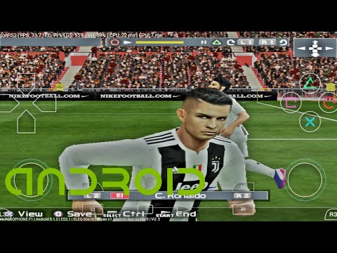 PES 2019 (PS2) FINAL Version Atualizado (Axl Edition