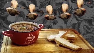 грибной суп из сушеных грибов / soup from dried mushrooms recipe
