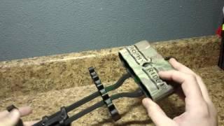 Trophy Ridge Lite-1 Quiver-  A closer look!